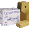 Licki mineral saltsten
