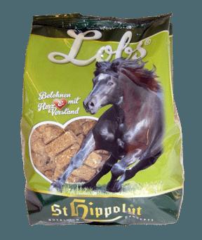Loobs hästgodis, St Hippolyt