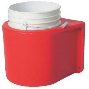 Thermo-hink röd