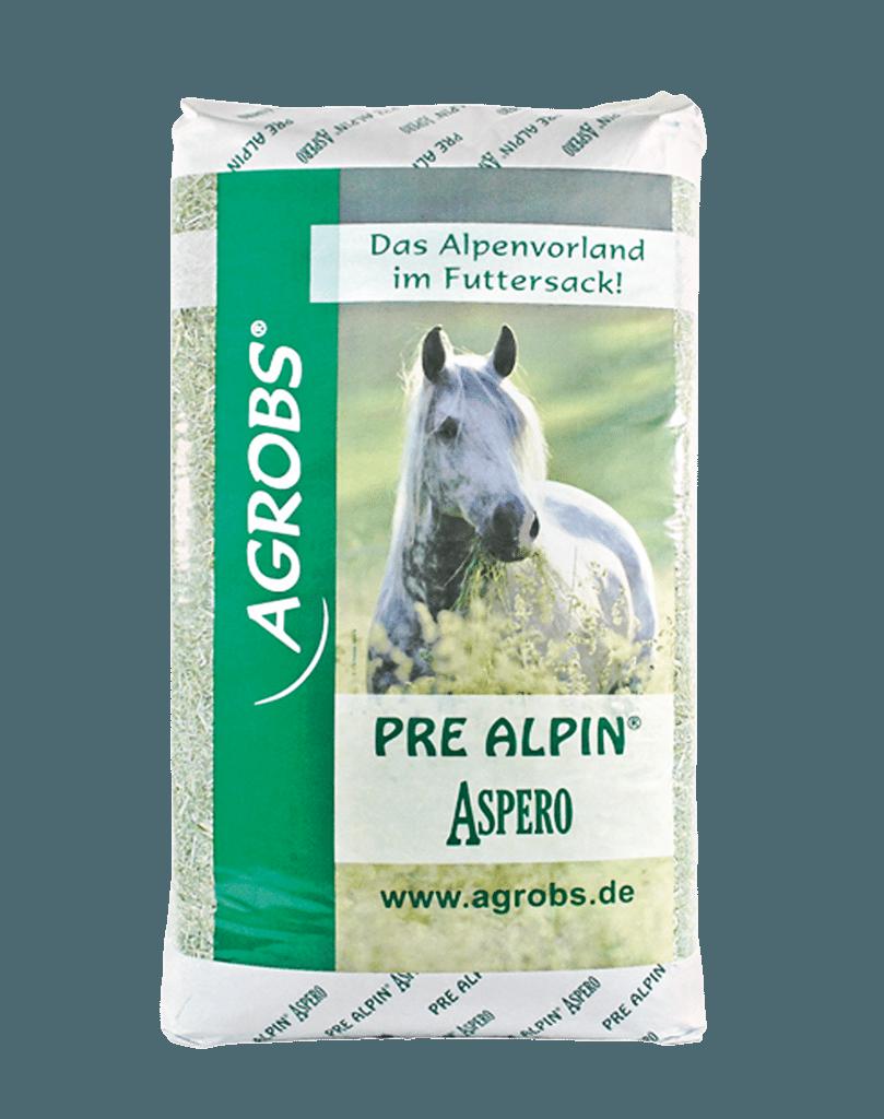 hästfoder med låg stärkelse