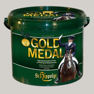 GoldMedal, muskel, St Hippolyt
