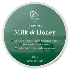 Milk & Honey Blue Hors